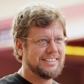 Announcing Keynotes: Guido van Rossum and John Perry Barlow